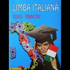 LIMBA ITALIANĂ - CURS PRACTIC - HARITINA GHERMAN - EDITURA TEORA - ANUL 1996 - Curs Limba Italiana