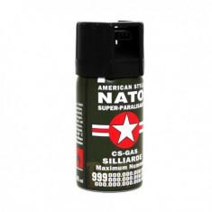 Spray cu piper pentru autoaparare Nato - Spray paralizant