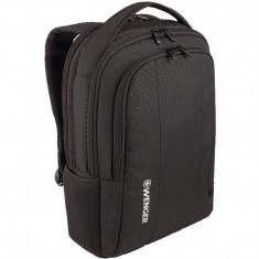 Rucsac laptop Wenger SURGE 15.6 inch Negru - Geanta laptop