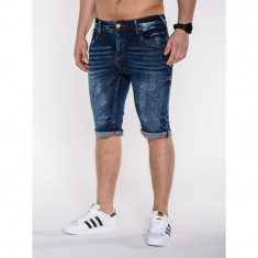 Blugi barbati scurti casual P413, Marime: S, M, L, XL, Culoare: Din imagine, Slim Fit, Normal