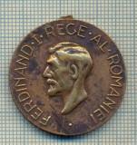 """ZET 27 MEDALIE   ,,FERDINAND I REGE AL ROMANIEI -1914-1927""""-RARA"""