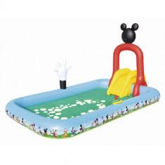 Piscina de Joaca Interactiva Mickey Mouse Bestway