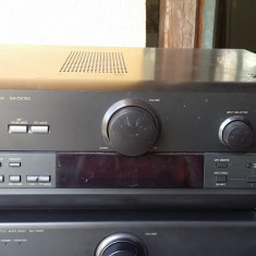 Amplificator Statie Technics Sa-Dx 750 - Amplificator audio