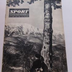 Revista SPORT- martie 1965(decesul presedintelui Gheorghe Gheorghiu-Dej)