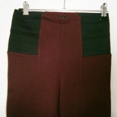 Pantaloni colanti de dama Amisu, marimea 38, stare buna! - Colanti dama, Culoare: Din imagine