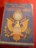 Allan Nevins si H.Commager - Istoria Statelor-Unite -Ed. Cartea Romaneasca 1945