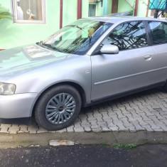 Audi A3, 1.9TDI, 131CP, INMATRICULATA, An Fabricatie: 2002, Motorina/Diesel, 250000 km, 1900 cmc