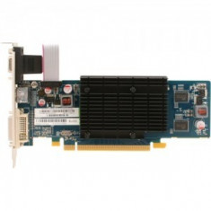 Placa video Sapphire Radeon HD5450 1GB DDR3, Low Profile, HDMI, garantie - Placa video PC Sapphire, PCI Express, Ati