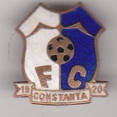 Bnk ins Fotbal - FC Constanta - Insigna fotbal