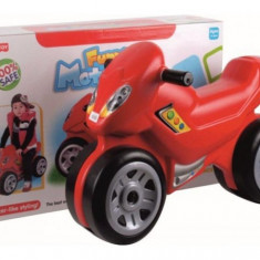 Bicicleta fara pedale Motor Free Rider - Bicicleta copii, 10 inch, Numar viteze: 1
