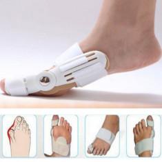 Orteza deget mare picior corector separator protectie 2buc. - Orteze