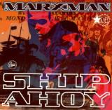 Marxman - Ship Ahoy 1992 disc vinil Maxi Single Hip Hop