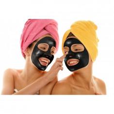 Masca neagra naturala ingrijire fata 30ml Practic HomeWork