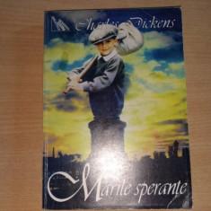 MARILE SPERANTE - CHARLES DICKENS - Roman