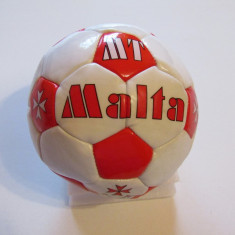Minge mica fotbal - MALTA (numarul 1) - Minge fotbal