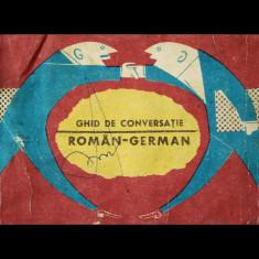 GHID DE CONVERSAȚIE ROMÂN-GERMAN - KURT KHEIL - EDITURA ȘTIINȚIFICĂ - AN 1966 - Ghid de conversatie