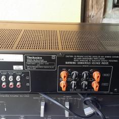 Amplificator Statie Technics Su-v 505 Stare impecabila - Amplificator audio