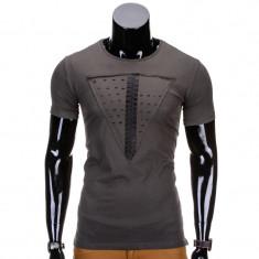 Tricou barbatI s706 NEW MODEL, Marime: S, M, L, XL, XXL, Culoare: Din imagine, Maneca scurta, Bumbac