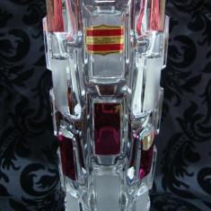 VAZA DIN CRISTAL MASIV - Vaza sticla
