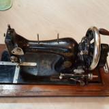Masina du cusut Gritzner Durlach