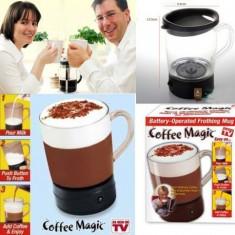 Cana pentru cafea electrica portabila Coffe Magic