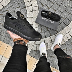 Pantofi sport Hexagon Camo Black - Adidasi barbati, Marime: 40, 41, 42, 43, 44, 45, Culoare: Din imagine, Textil