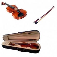 Vioara clasica 1/2 pentru incepatori - Instrumente muzicale copii