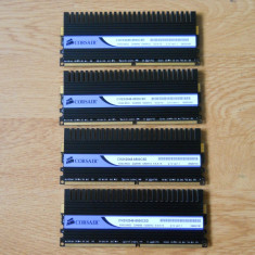 Kit Memorie Ram Corsair Dominator 8 GB (4X2) 1066 Mhz DDR2 Desktop., Quad channel