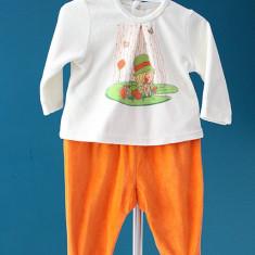 Costum bebelus 3-9 luni 100% bumbac pieptanat - Costum petrecere copii Altele