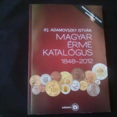 Catalog Ungaria 1848-2012 monede