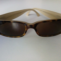 Ochelari soare dama EMPORIO ARMANI - Ochelari de soare Emporio Armani, Femei, Maro, Dreptunghiulari, Plastic