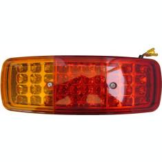 Lampa Stop Remorca Rulota Camion pe LED 24v  AL- TCT-3750-3752