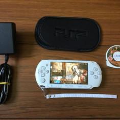 PSP Sony STREET Modat cu card 4GB 50 JOCURI PSP Sony+1000 jocuri nintendo Super Mario+husa