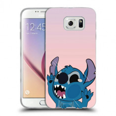 Husa Samsung Galaxy S6 Edge Plus G928 Silicon Gel Tpu Model Stitch