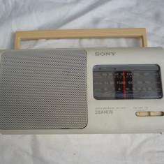 Radio Sony ICF-780 alb - Aparat radio