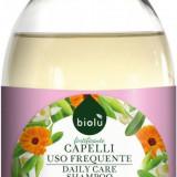 Sampon Ecologic cu ulei de masline si vitamina E par normal 300 ml Biolu