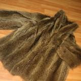 Haina de blana de marmota