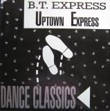 B.T. Express - Uptown Express 1990 disc vinil Maxi Single Rap, Disco