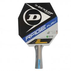 Oferta! Paleta tenis de masa Dunlop Rage Furry - originala - Paleta ping pong