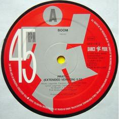 Boom - Prayin! 1993 disc vinil Maxi Single House - Muzica House