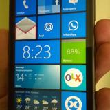 NOKIA Lumia 830, Display 5'', Camera 10 MP, Impecabil - Telefon Nokia, Negru, 16GB, Neblocat, Single SIM, Quad core