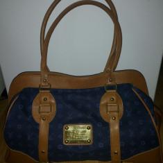 Geanta Louis Vuitton format mare - Geanta Dama Louis Vuitton, Culoare: Din imagine