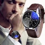 Ceas de mana NOU negru si maro,100% original piele elegant barbatecc, Quartz, Diesel