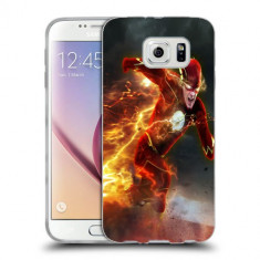 Husa Samsung Galaxy S6 Edge Plus G928 Silicon Gel Tpu Model Flash