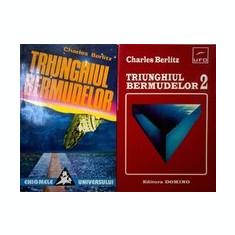 Triunghiul  Bermudelor (vol. I + II)  -  Charles  Berlitz