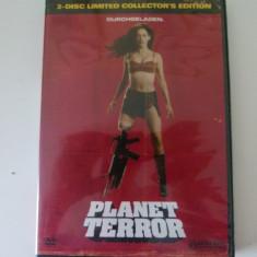 Planet Terror - dvd - Film actiune Altele, Altele