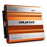 Amplificator Auna pentru mașină cu 4 Canale - 4000W - Amplificator auto