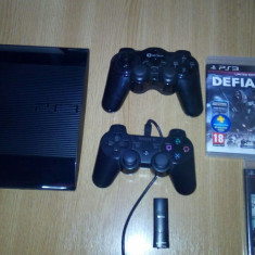 PS 3 slim 12 Gb - PlayStation 3 Sony