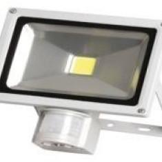 PROIECTOR LED 20W CU SENZOR 6500KSTANDARD - Cablu si prelungitor