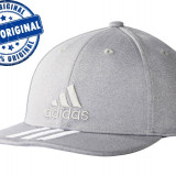 Sapca Adidas 3 Stripes - sapca originala - Sapca Barbati Adidas, Marime: Marime universala, Culoare: Gri